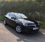 Vauxhall Astra 1.8L Automatic in Cambridge, UK