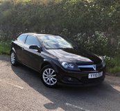Vauxhall Astra 1.8L automatic in Lakenheath, UK