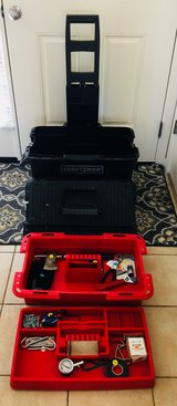 Craftsman Tool Box in Fairfield, California
