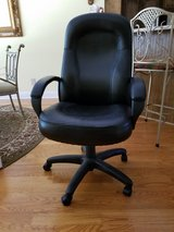 Man sized office chair. Excellent cond. in Macon, Georgia