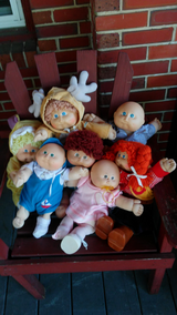 1980's Cabbage patch dolls in Wilmington, North Carolina
