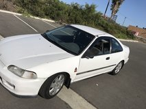 honda civic $2500 o.b.o. in Camp Pendleton, California