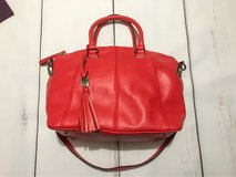 Tignanello Red Purse in Fort Leonard Wood, Missouri
