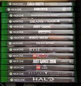 Assorted XBox One Games in Las Vegas, Nevada