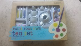New in Box!  Paint Your Own Tea Set in Westmont, Illinois