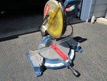 RYOBI 12'' COMPOUND METER SAW in Joliet, Illinois
