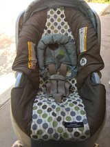 Car seat with stroller in Oceanside, California