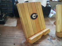 Wooden I-pad or cell phone stands. in Macon, Georgia