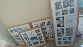 Set of 4 collage frames in 29 Palms, California