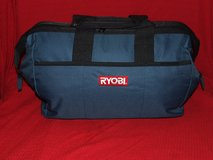 Ryobi Heavy-Duty Contractor's Canvas Tool Bag Blue NEW in Chicago, Illinois