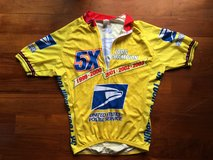 Road Bike Cycling Jersey USPS in Okinawa, Japan
