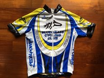 Road Bike Cycling Jersey Kentucky Bluegrass in Okinawa, Japan