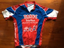 Road Bike Cycling Jersey TANYC Triathlon in Okinawa, Japan