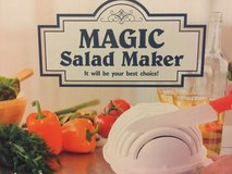 REDUCED - BRAND NEW IN BOX- Amado Magic Salad Maker in Kingwood, Texas