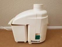 Juiceman Jr. Electric Juicer with Hopper - Used in Nellis AFB, Nevada