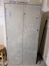 metal garage cabinet in Fairfield, California