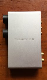 NuForce Icon HDP Silver High Performance Headphones Amp DAC and Pre Amplifier in Okinawa, Japan
