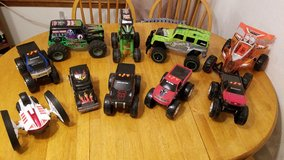 Toy truck lot of 10 in Alamogordo, New Mexico