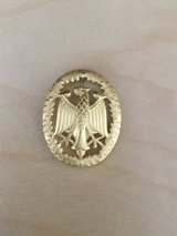 German Armed Forces Proficiency Badge - Gold in Wiesbaden, GE