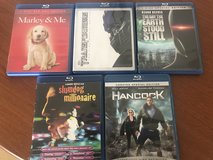 5 Blu-Rays for the price of 1 in Okinawa, Japan