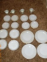 For Sale Antique China   Florine by Vornado 20 piece China Dishes made in Japan in Quantico, Virginia