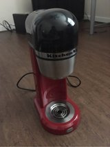 kitchenaid single cup coffee maker in Kingwood, Texas