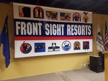 Front sight Commander lifetime membership in Nellis AFB, Nevada