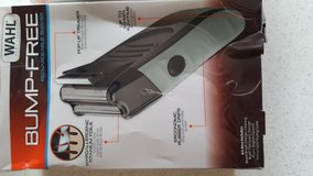 NEW - WAHL BUMP-FREE RECHARGEABLE SHAVER in Naperville, Illinois