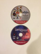 Kingdom Hearts& Dark Cloud PS2 in Fort Leonard Wood, Missouri