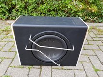 "12"" JVC car subwoofer in Stuttgart, GE"