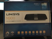 Linksys router in Ramstein, Germany