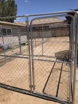 10x10x6 dog kennel in Yucca Valley, California
