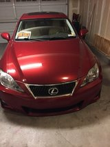 2012 Lexus IS 250 in Quantico, Virginia