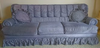 SOFA, LOVE SEAT AND CHAIR SET in Naperville, Illinois