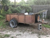 Trailer with title in Fort Polk, Louisiana