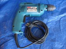 "MAKITA 3/8"" Electric Drill – Model 6408 in Lockport, Illinois"