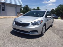 2015 KIA Forte LOW MILES in Camp Lejeune, North Carolina