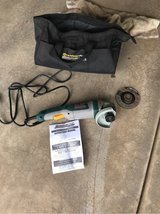 "4 1/2"" Quantum Pro angle grinder never used in Sandwich, Illinois"