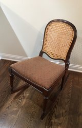 VINTAGE SEWING ROCKER Reduced in Bolingbrook, Illinois