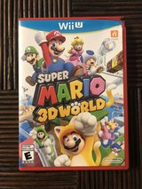 WII Super Mario 3D World in Elizabethtown, Kentucky