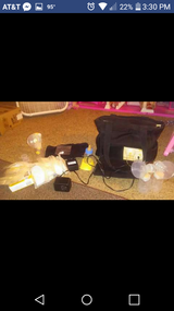 Electric double breast pump in Fort Polk, Louisiana