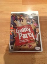 Wii game - Disney's Guilty Party in Shorewood, Illinois