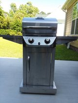 Char-Broil Stainless Steel Grill in Cherry Point, North Carolina