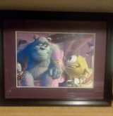 Disney Monsters framed picture in Cary, North Carolina