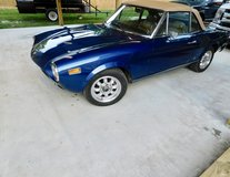 1978 Fiat Spider Convertible- Classic Car in Cleveland, Texas