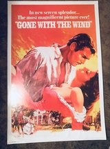 gone with the wind poster 2010 in Fort Leonard Wood, Missouri