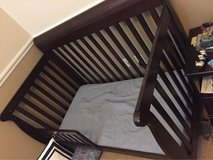 todler bed, crib, 3 in one all parts in Fairfield, California