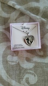 Disney Little Mermaid necklace in Fairfield, California