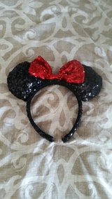 Minnie Mouse Ears in Travis AFB, California