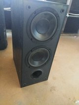 2 Innovative sound system speakers Good condition in 29 Palms, California